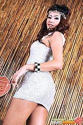 Looking Over Her Shoulder Nice Ass In Short Dress