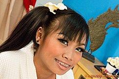 Kanika With Hair In Ponytail